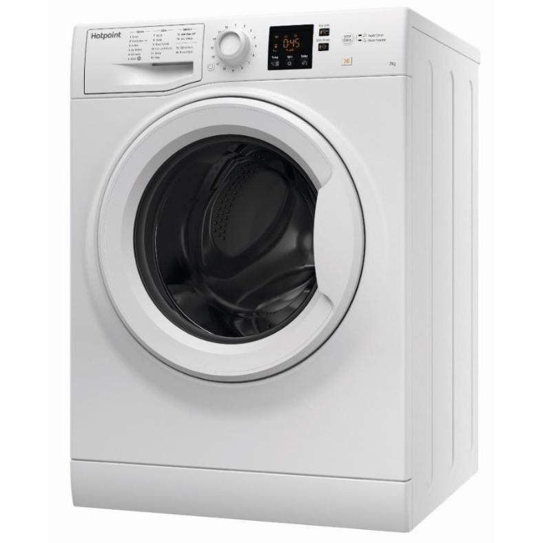 Buy Hotpoint NSWF743UW Washing Machine - White | Marks ...