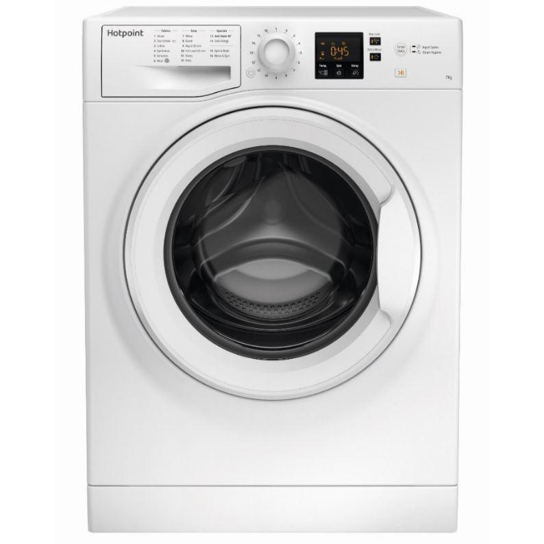 Hotpoint NSWF 743U W UK Washing Machine