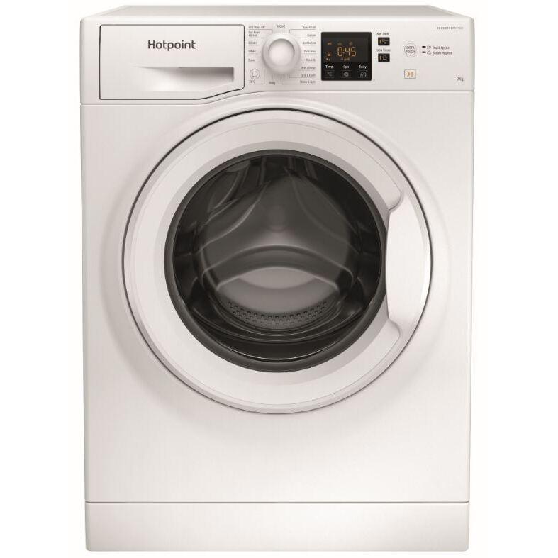 Hotpoint NSWF 943C W UK N Washing Machine