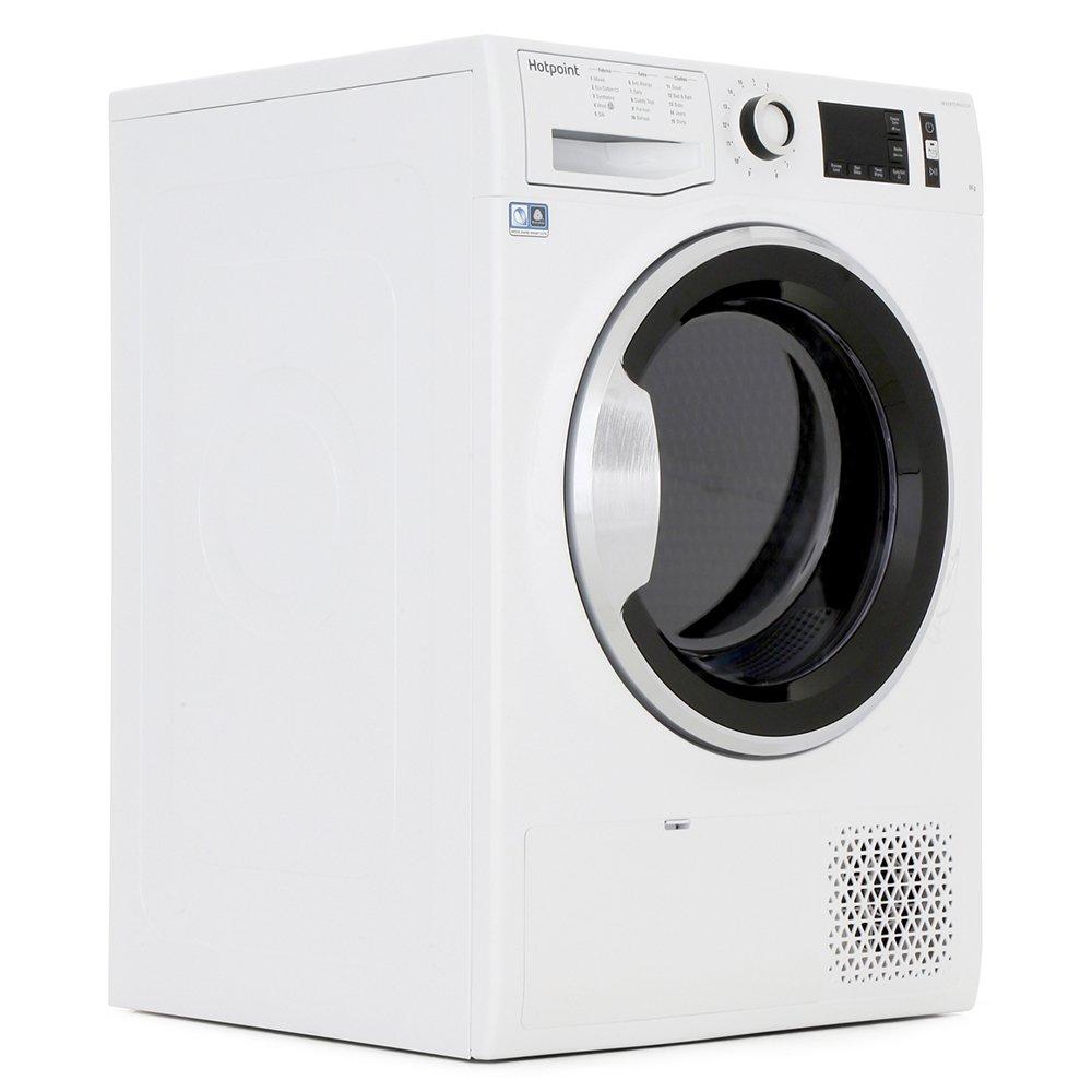 Hotpoint NT M11 82XB UK Condenser Dryer with Heat Pump Technology