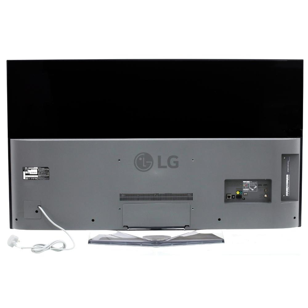 buy lg oled55b6v 55 4k ultra hd oled television black marks electrical. Black Bedroom Furniture Sets. Home Design Ideas