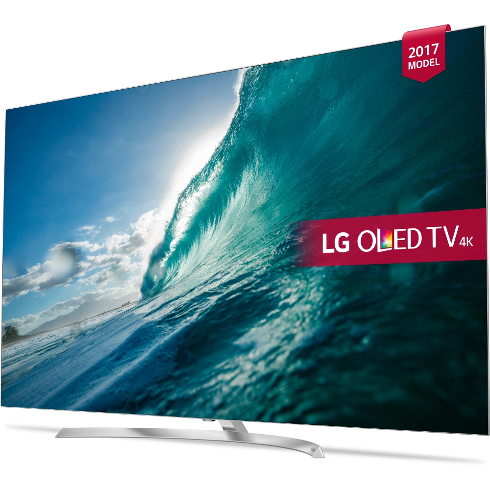 buy lg oled55b7v 55 4k ultra hd oled television silver marks electrical. Black Bedroom Furniture Sets. Home Design Ideas