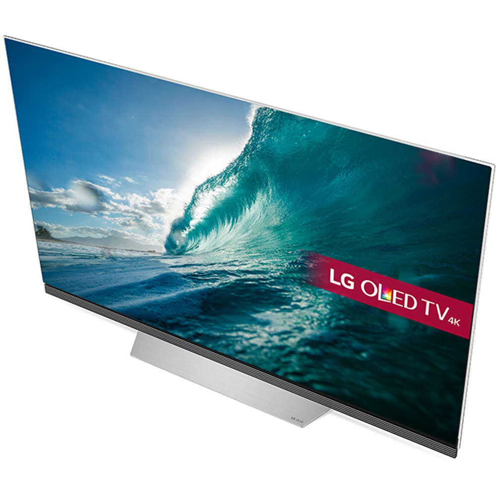 buy lg oled65e7v 65 4k ultra hd oled television silver marks electrical. Black Bedroom Furniture Sets. Home Design Ideas