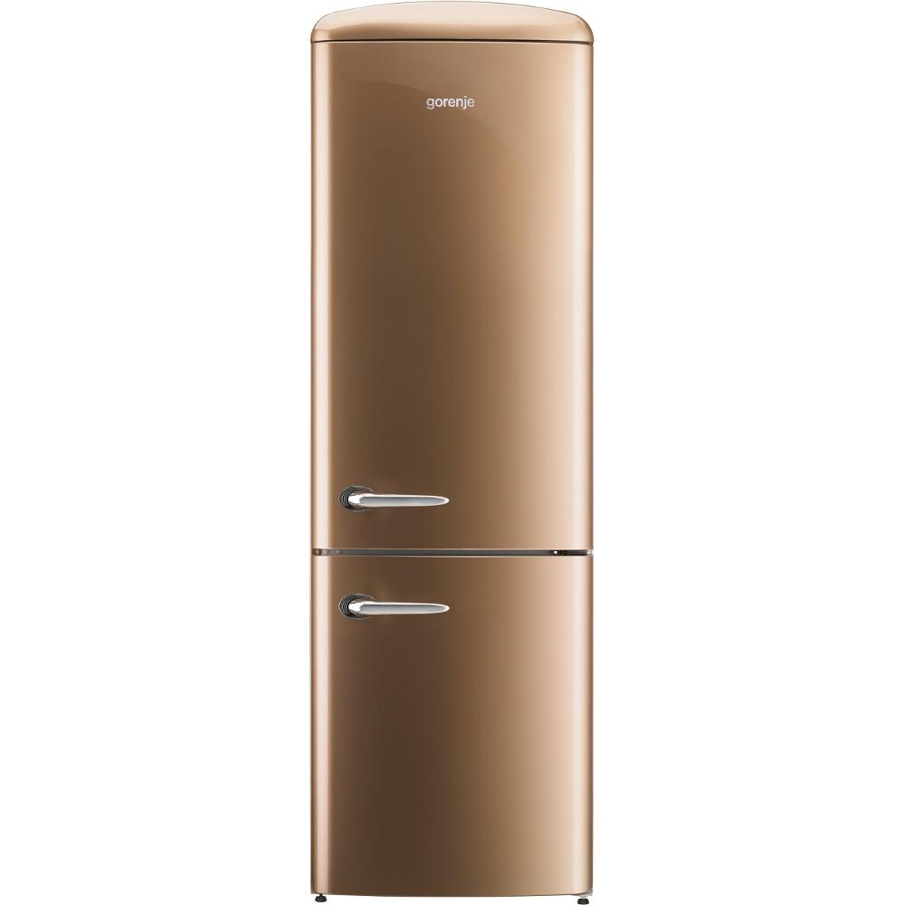 Buy gorenje ork193co fridge freezer coffee marks for Frigo gorenje
