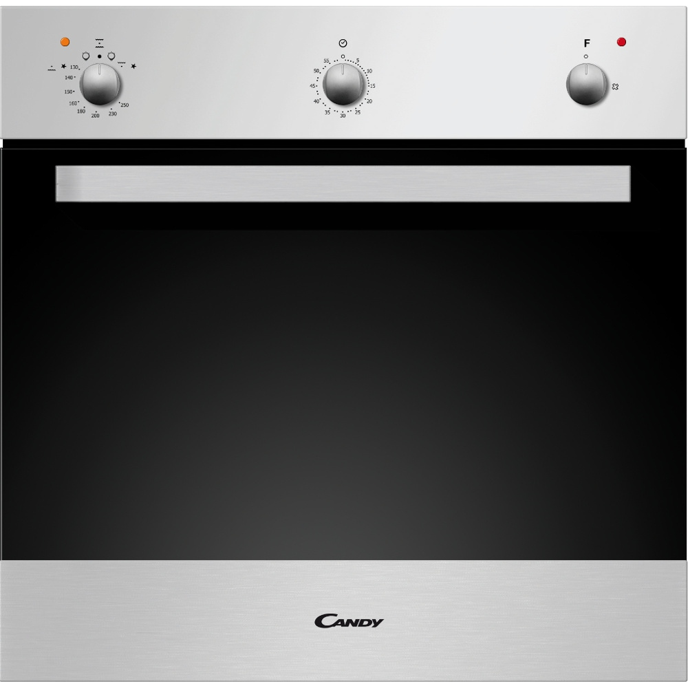Candy OVG505/3X Single Built In Gas Oven