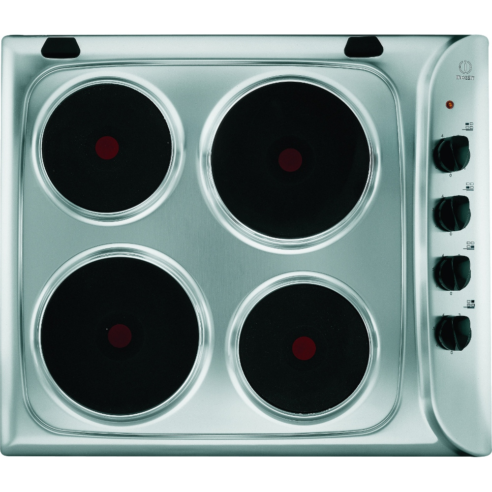 Buy Indesit PIM604IXGB Electric Hob - Stainless Steel | Marks Electrical
