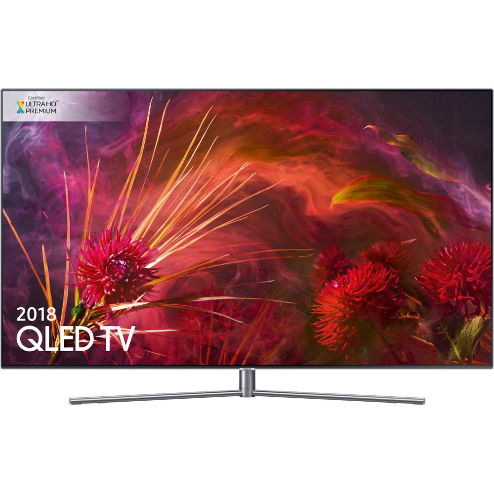 Buy Samsung Q8c Qe65q8fnat Qled 65 Quot 4k Ultra Hd Hdr Smart