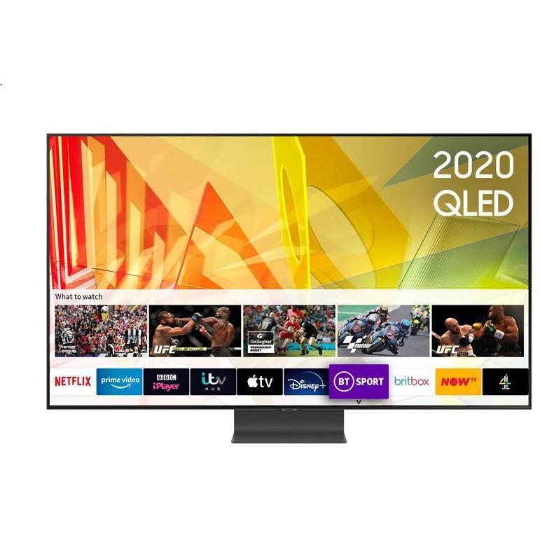 """Samsung QE75Q95TATXXU 75"""" QLED 4K Smart Television"""