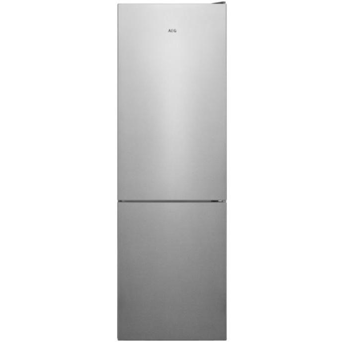 AEG RCB632E4MX Frost Free Fridge Freezer