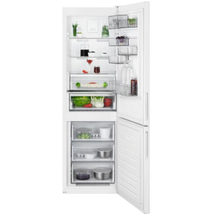 AEG RCB632E5MW Frost Free Fridge Freezer