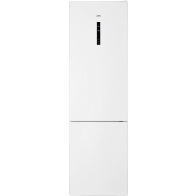 AEG RCB636E5MW Frost Free Fridge Freezer