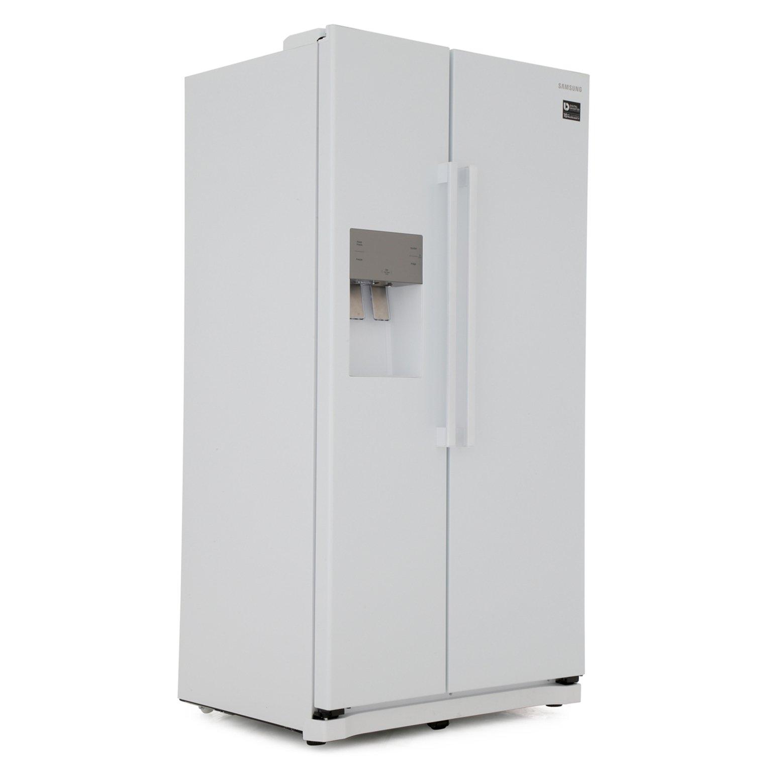 Samsung RS50N3513WW/EU American Fridge Freezer