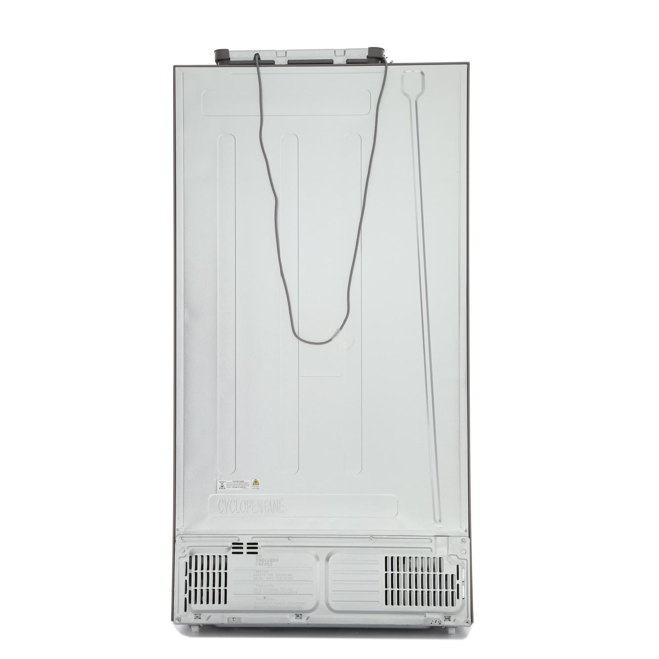 Buy Samsung Rsa1rtmg1 American Fridge Freezer Gun Metal