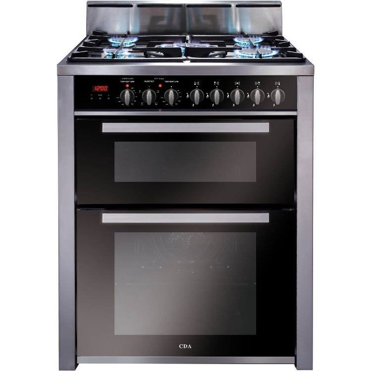 Buy Cda Rv701ss 70cm Dual Fuel Range Cooker Stainless