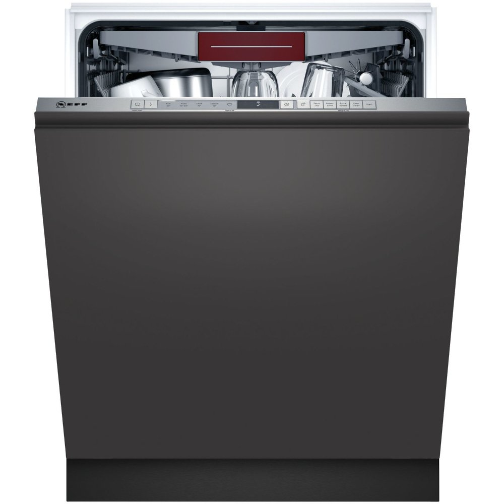 Neff S153HCX02G Built In Fully Integrated Dishwasher