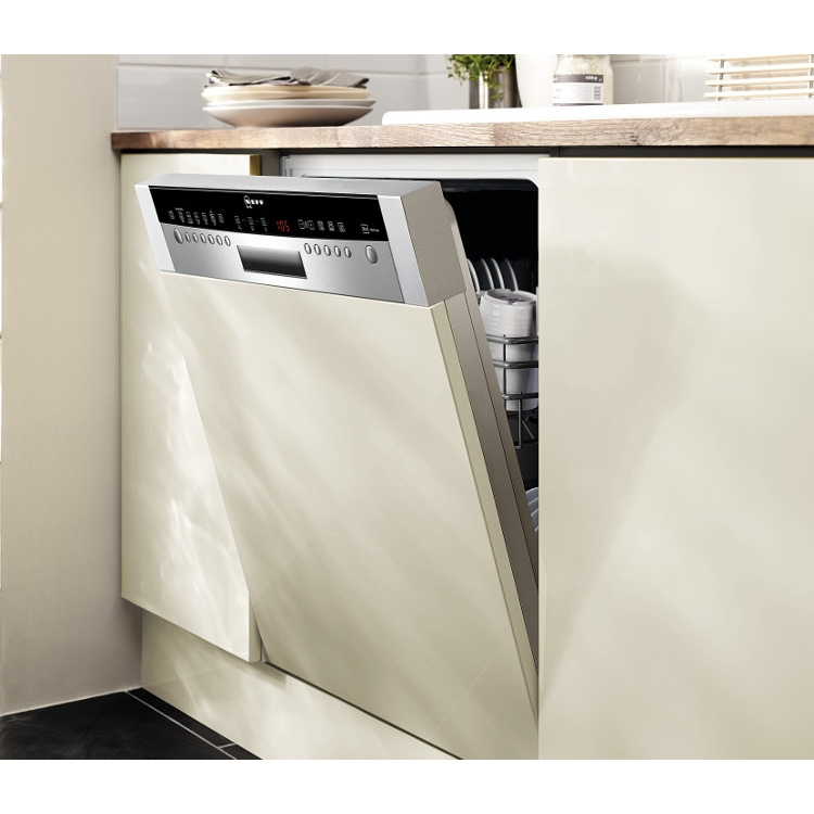Buy Neff S41M63N1GB Built In Semi Integrated Dishwasher ...