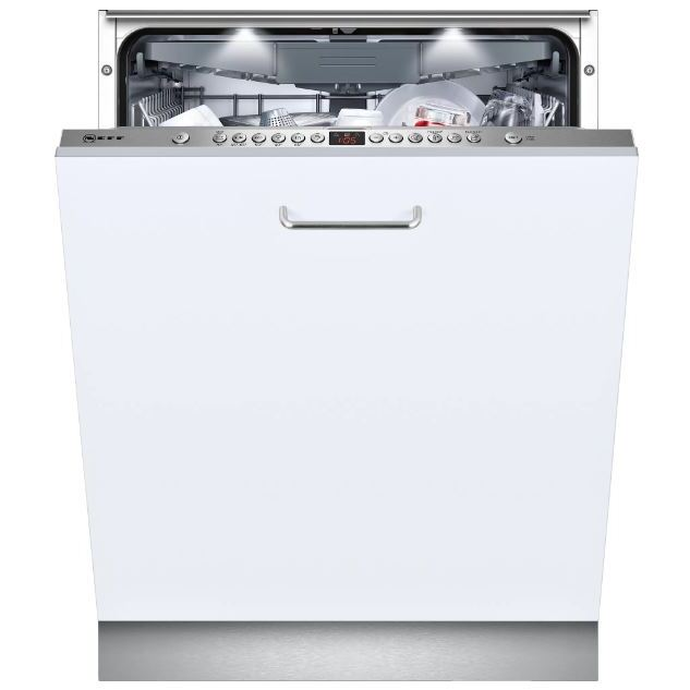 Neff S513N60X1G Built In Fully Integrated Dishwasher