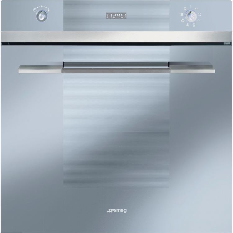 Smeg Linea SF109S Single Built In Electric Oven
