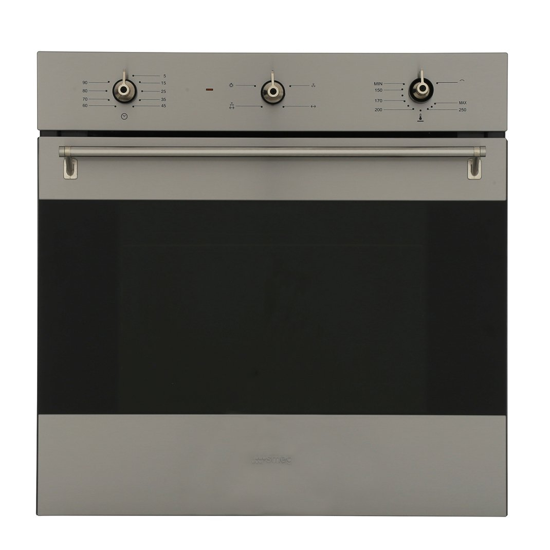 Smeg Classic SF6341GVX Single Built In Gas Oven