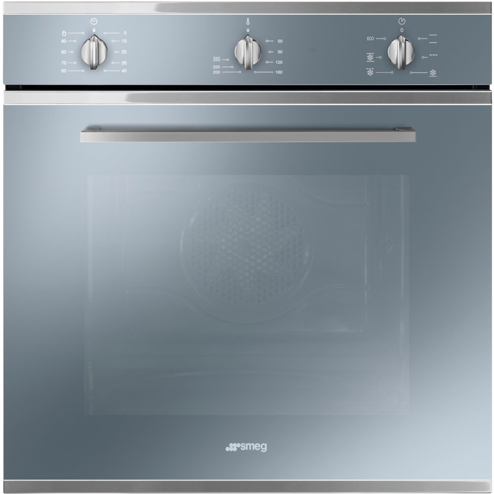 Smeg Selezione SF64M3VS Single Built In Electric Oven