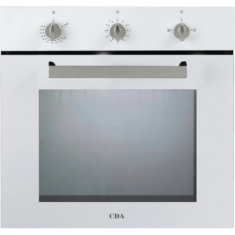 Buy cda sg120wh single built in gas oven white marks electrical ccuart Choice Image