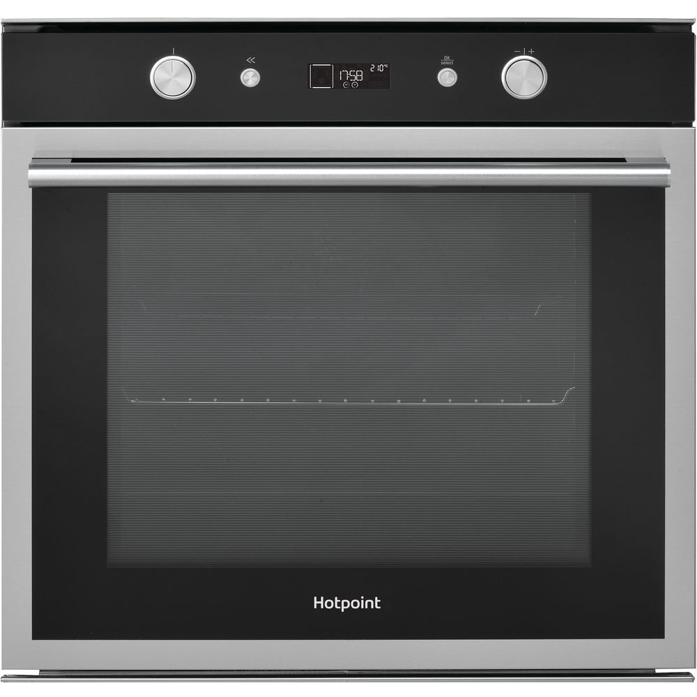 Hotpoint SI6 864 SH IX Single Built In Electric Oven