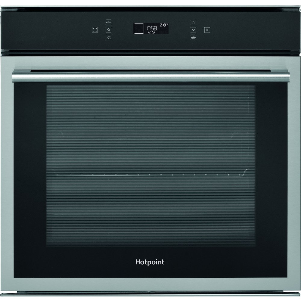 Hotpoint SI6 874 SH IX Single Built In Electric Oven