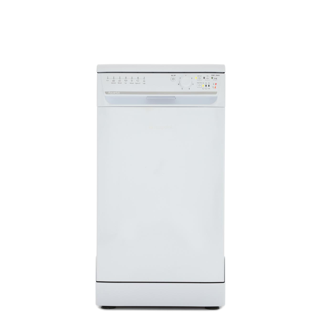 buy hotpoint sial11010p slimline dishwasher white. Black Bedroom Furniture Sets. Home Design Ideas