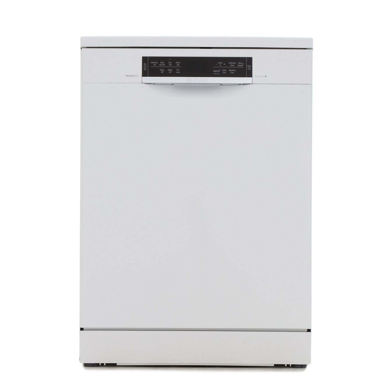 buy bosch serie 6 sms67mw00g dishwasher sms67mw00g white marks electrical. Black Bedroom Furniture Sets. Home Design Ideas