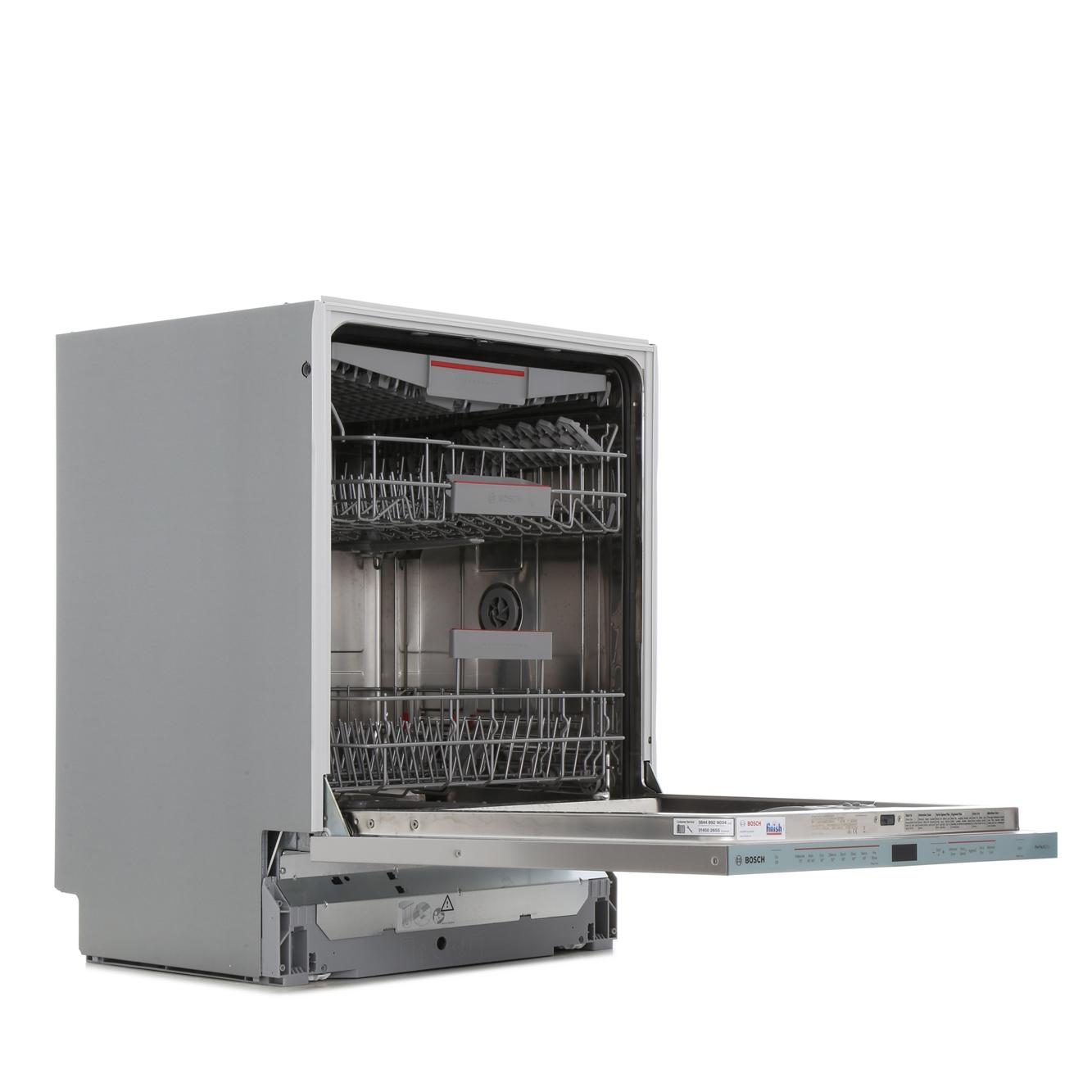 Buy Bosch Smv68md00g Built In Fully Integrated Dishwasher