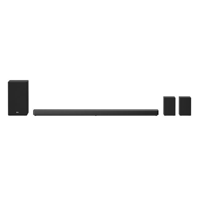 LG SN11RG.DGBRLLK Sound Bar with Meridian Technology