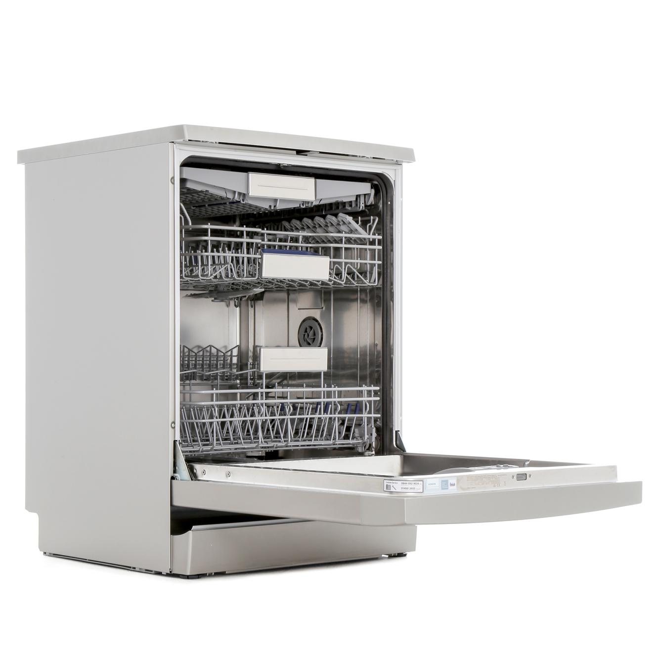 siemens dishwasher how to use