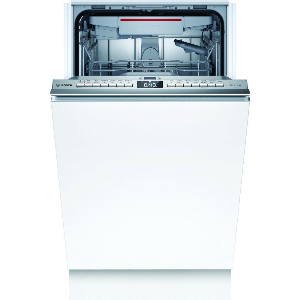 Bosch Serie 4 SPV4EMX21G Built In Fully Int. Slimline Dishwasher