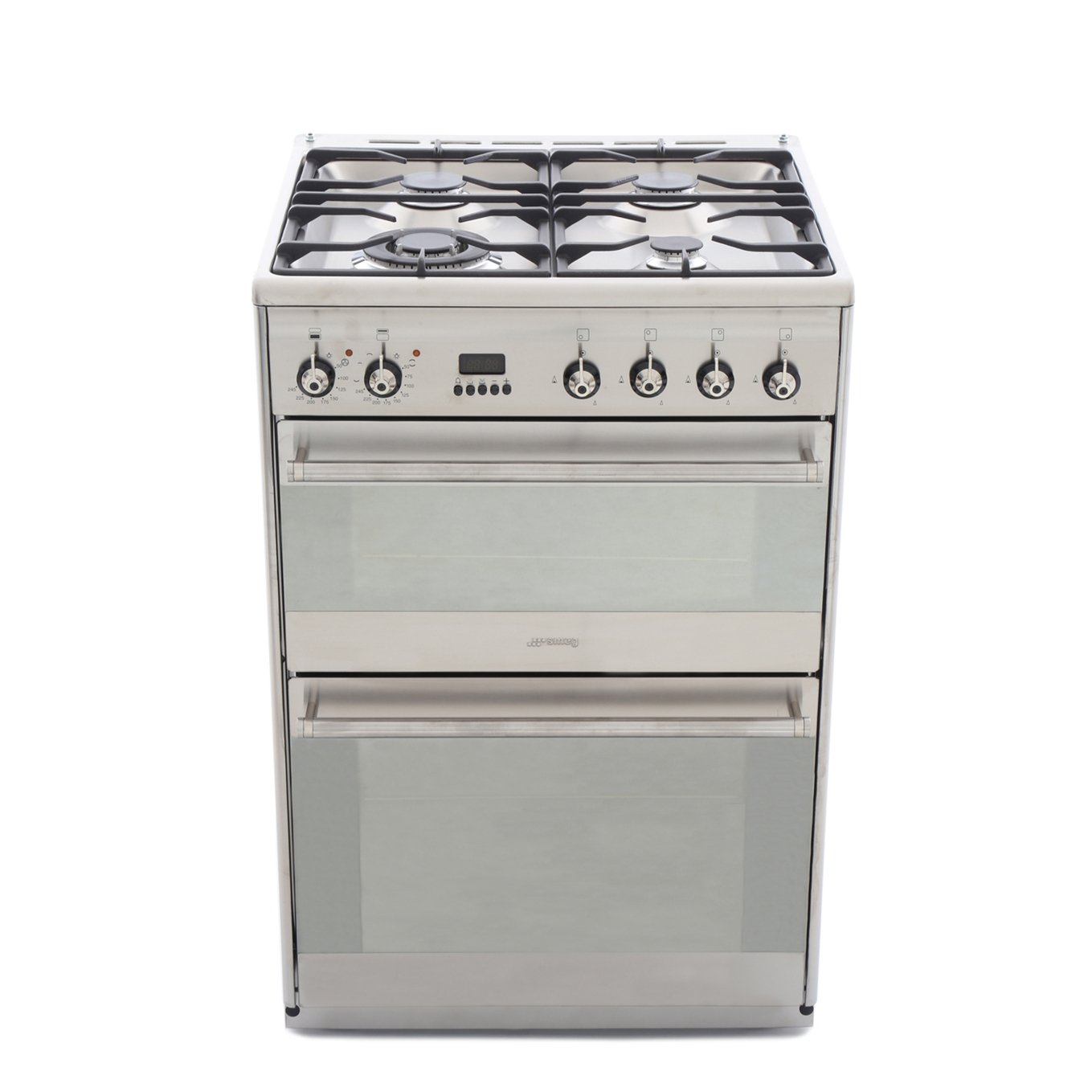 Smeg Concert SUK62MX8 Dual Fuel Cooker with Double Oven