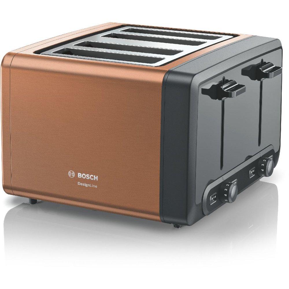 Bosch DesignLine TAT4P449GB Toaster
