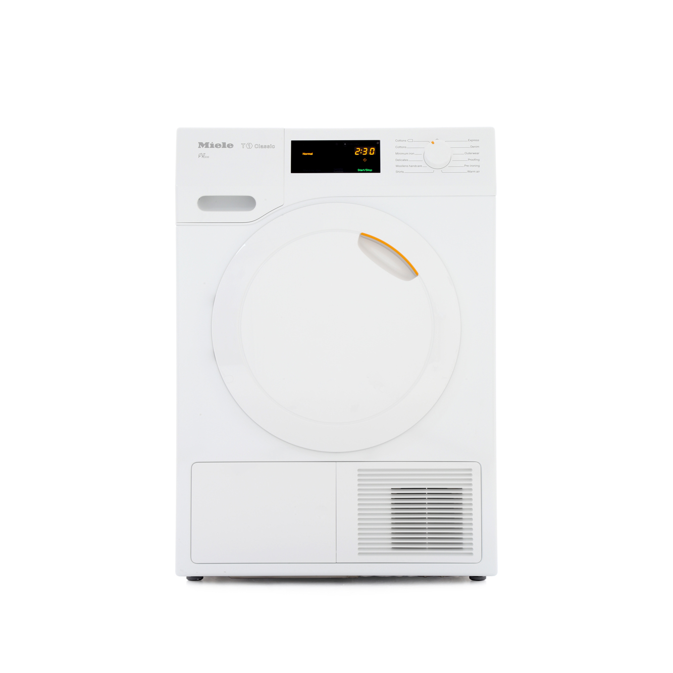 buy miele t1 classic tdb130 white condenser dryer tdb130white lotus white marks electrical. Black Bedroom Furniture Sets. Home Design Ideas