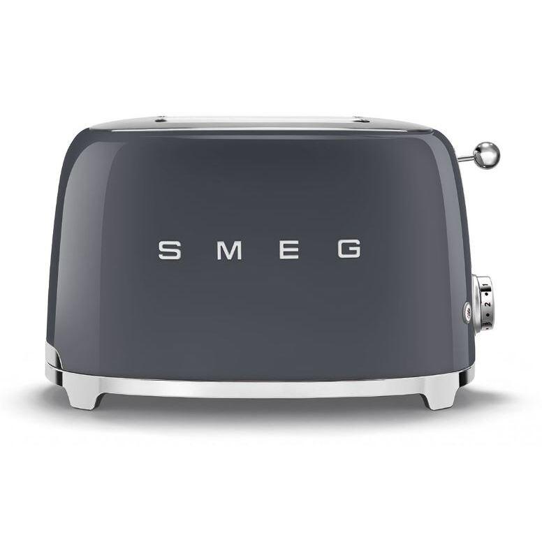 Smeg TSF01GRUK Retro 2 Slice Toaster
