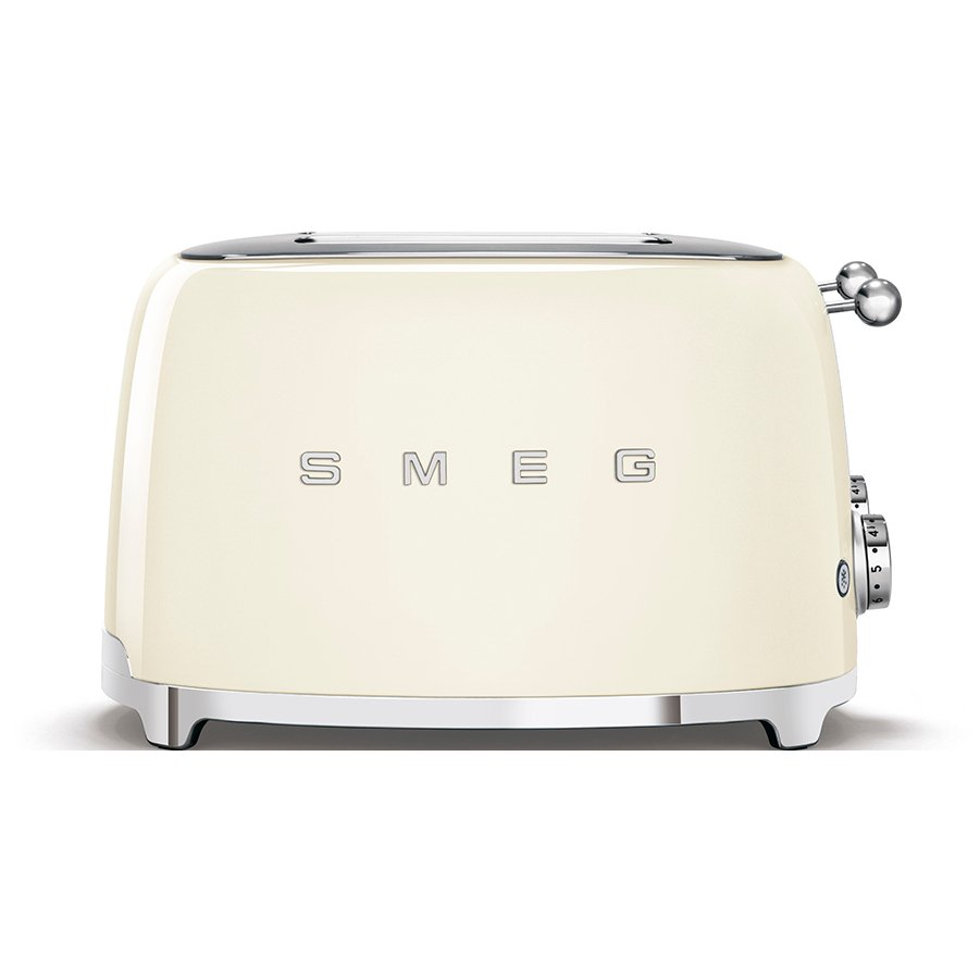 Smeg TSF03CRUK Retro 4 Slice Toaster