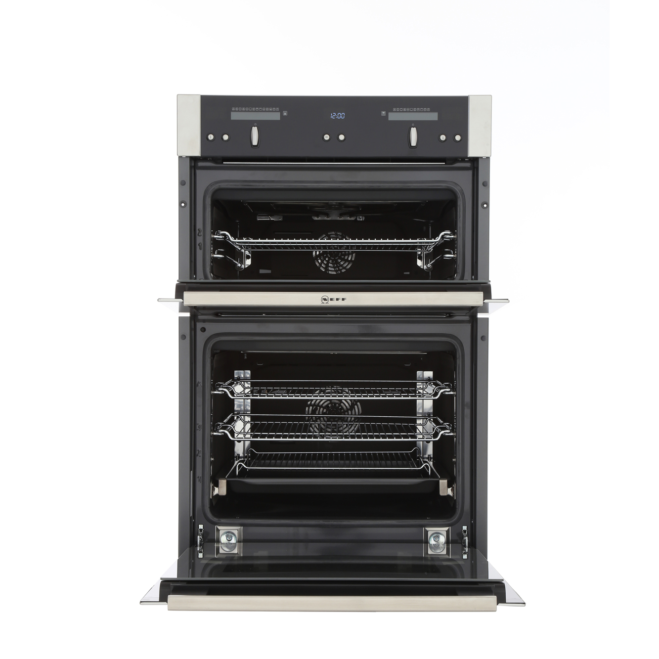 how to clean neff oven
