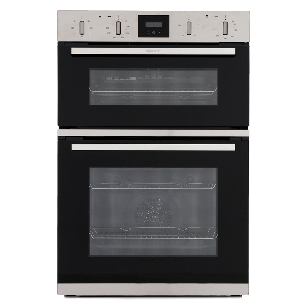 Neff N30 U1GCC0AN0B Double Built In Electric Oven