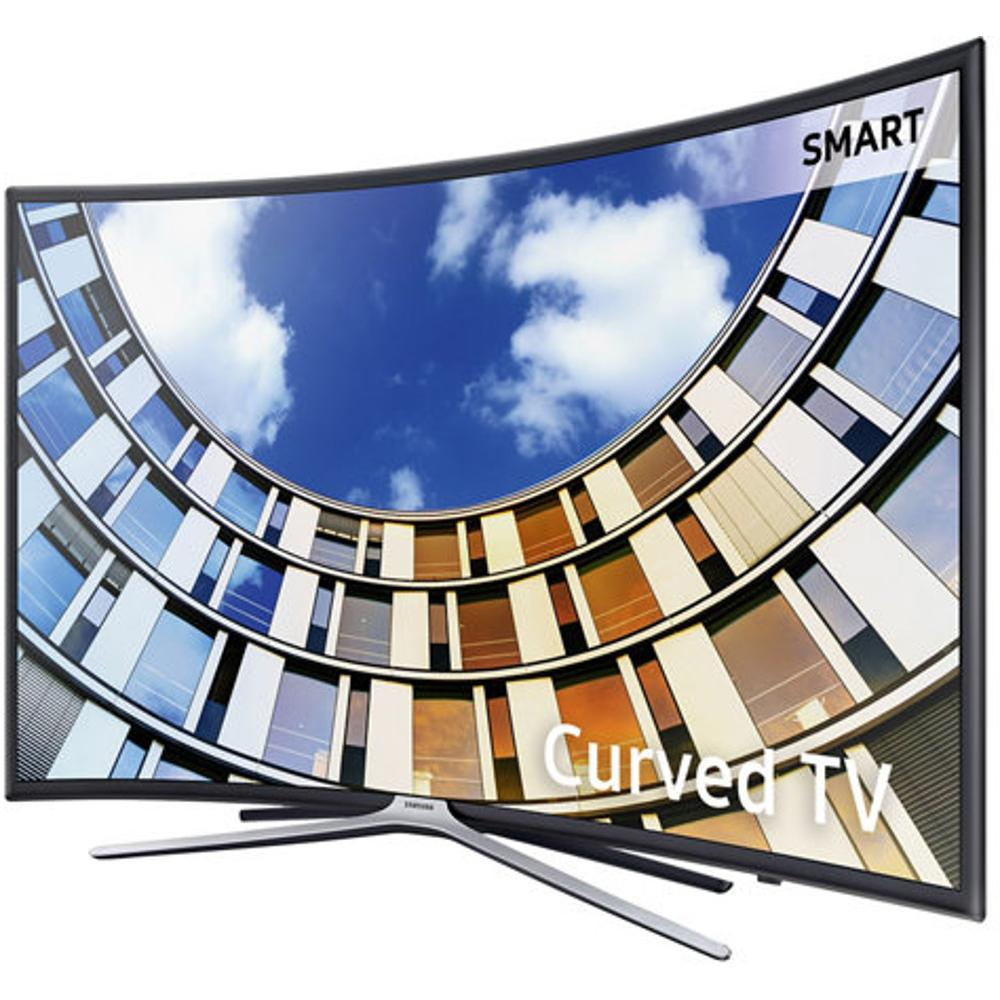 buy samsung ue49m6320 49 curved full hd smart led television dark titan marks electrical. Black Bedroom Furniture Sets. Home Design Ideas
