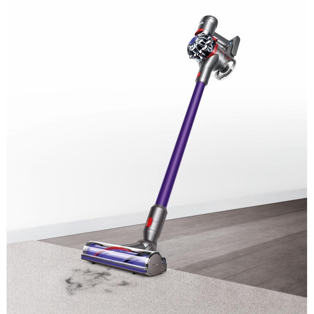 buy dyson v7 animal hand held vacuum cleaner v7animal purple marks electrical. Black Bedroom Furniture Sets. Home Design Ideas