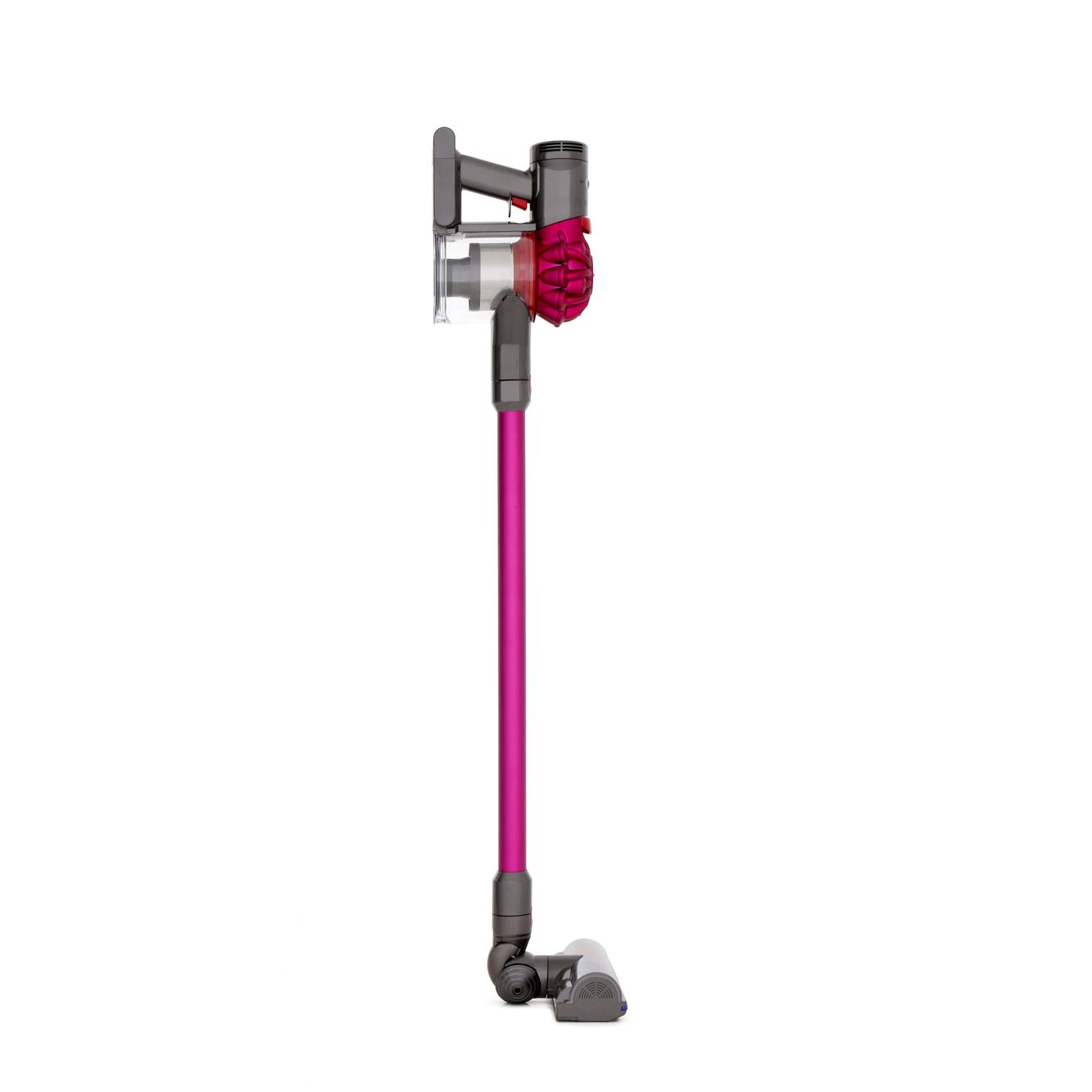 buy dyson v7 motorhead hand held vacuum cleaner v7motorhead pink marks electrical. Black Bedroom Furniture Sets. Home Design Ideas