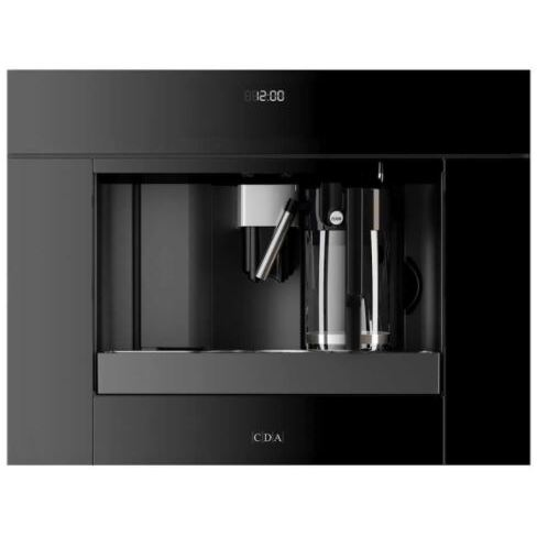 CDA VC820BL Built In Coffee Machine
