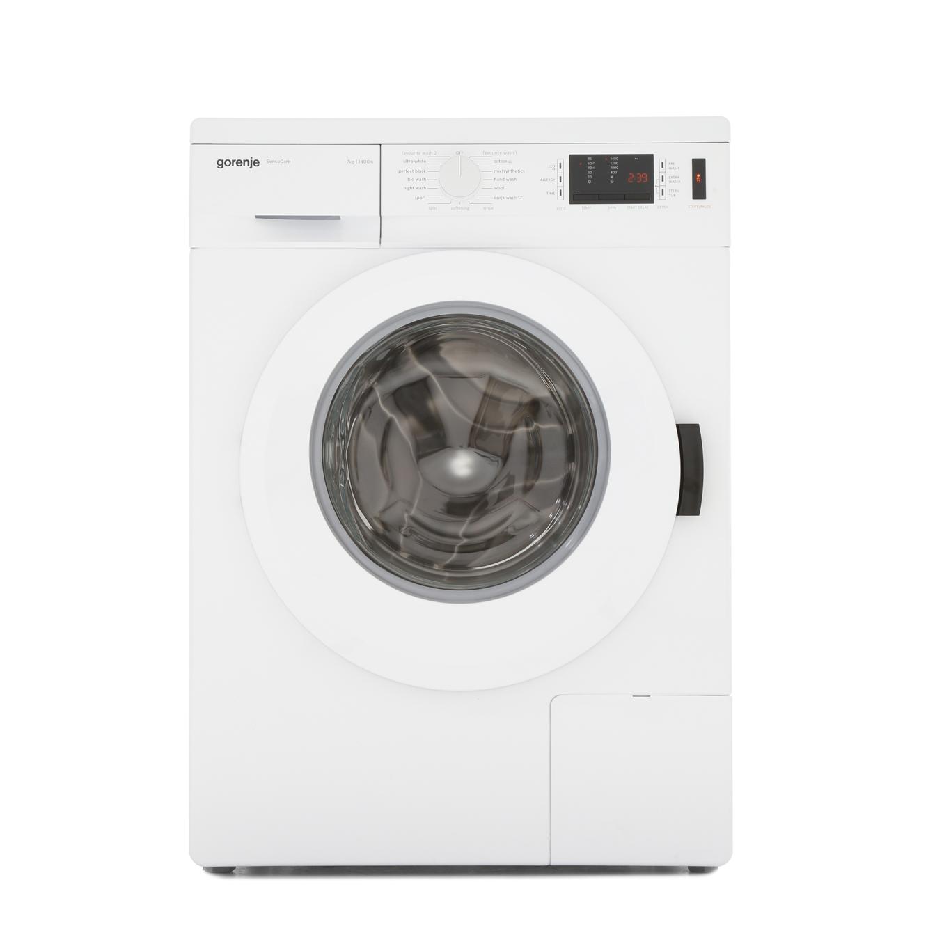buy gorenje w7543lc washing machine white marks electrical. Black Bedroom Furniture Sets. Home Design Ideas