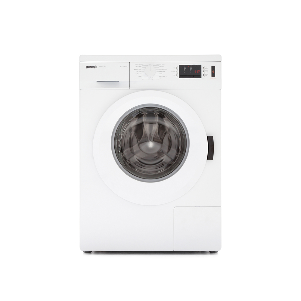 buy gorenje w8543c washing machine white marks electrical. Black Bedroom Furniture Sets. Home Design Ideas