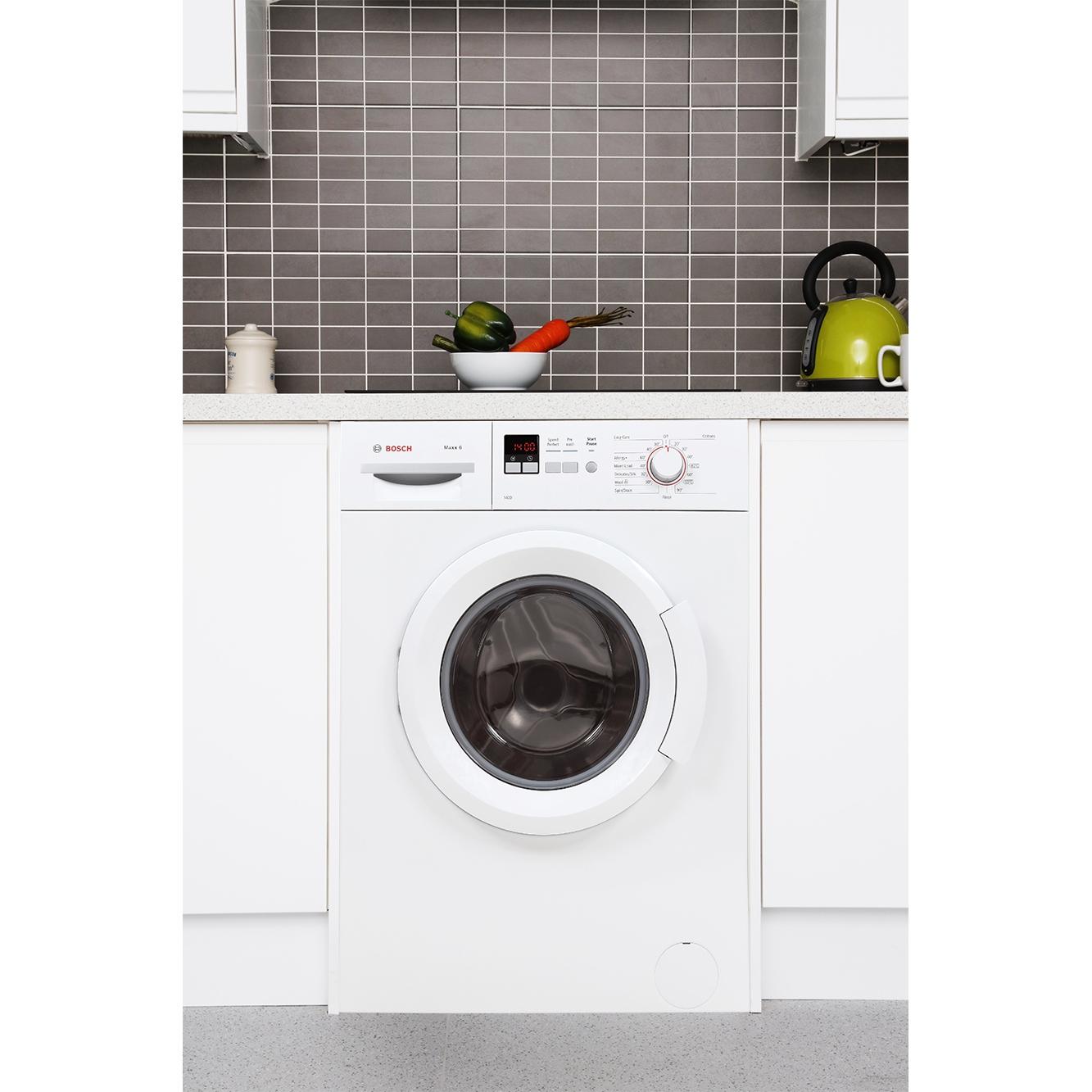 buy bosch maxx 6 wab28162gb washing machine wab28162gb white marks electrical