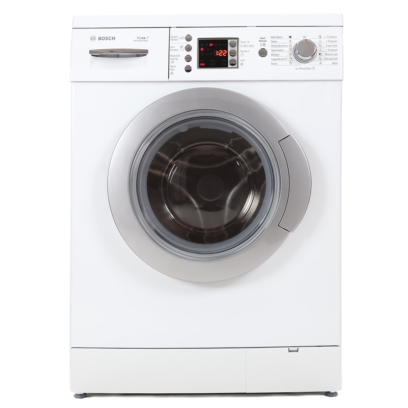 buy bosch maxx 7 varioperfect wae28490gb washing machine. Black Bedroom Furniture Sets. Home Design Ideas