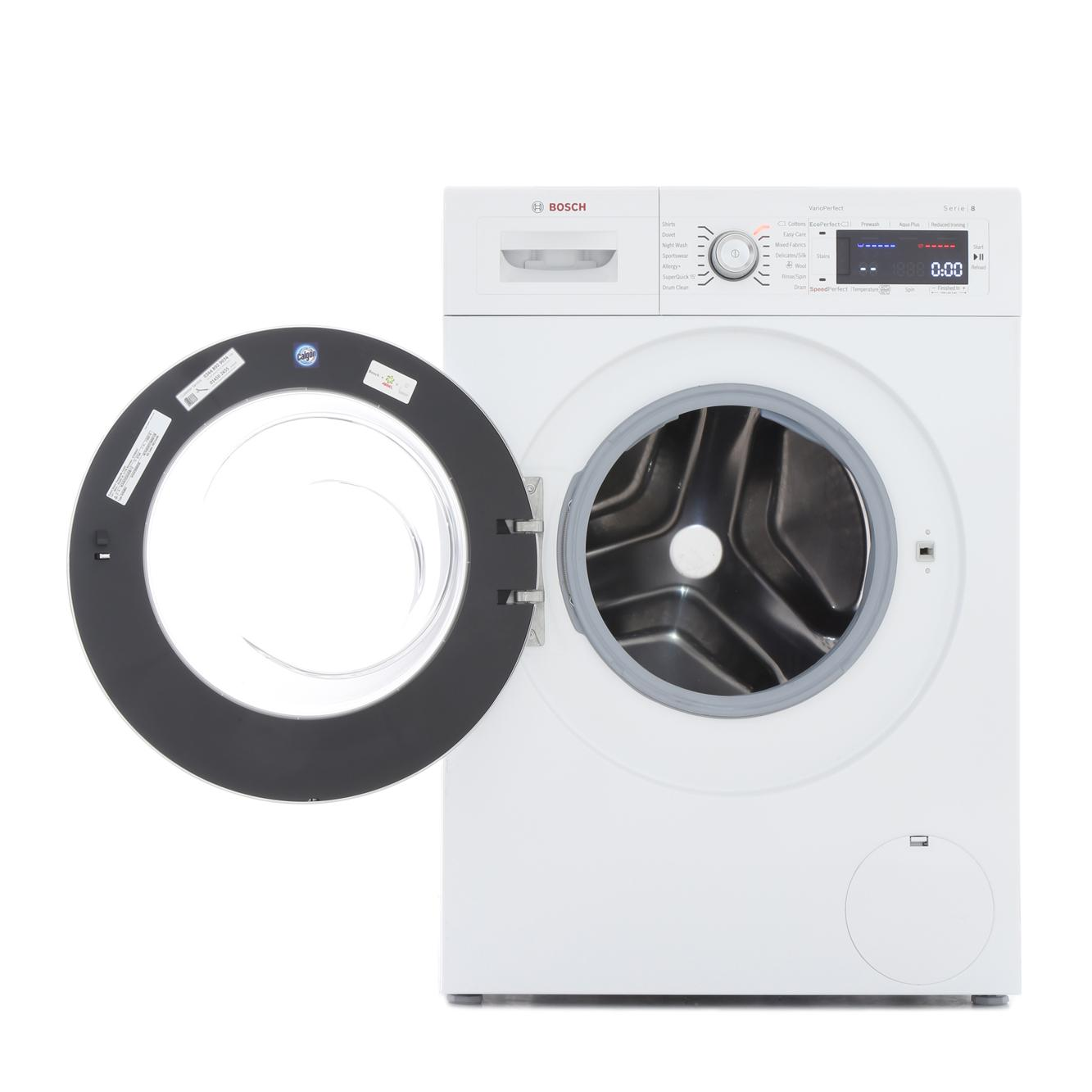 buy bosch serie 8 waw28560gb washing machine waw28560gb white marks electrical. Black Bedroom Furniture Sets. Home Design Ideas