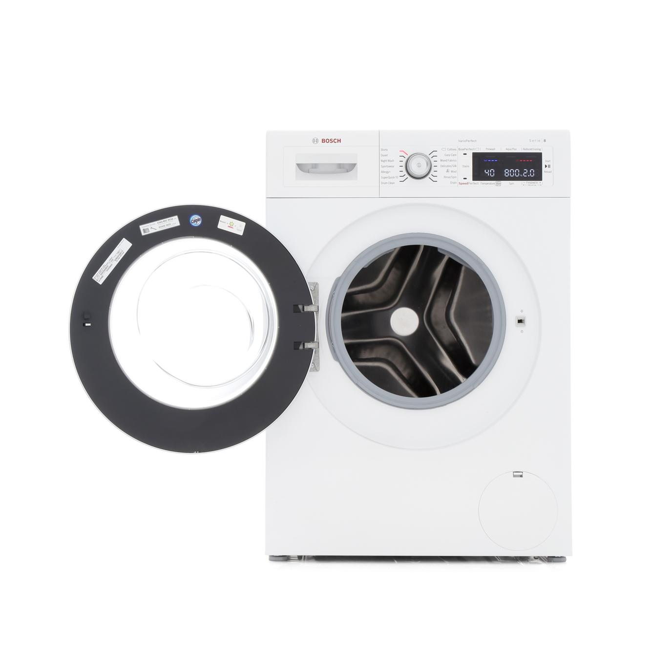 buy bosch serie 8 waw32560gb washing machine waw32560gb white marks electrical. Black Bedroom Furniture Sets. Home Design Ideas
